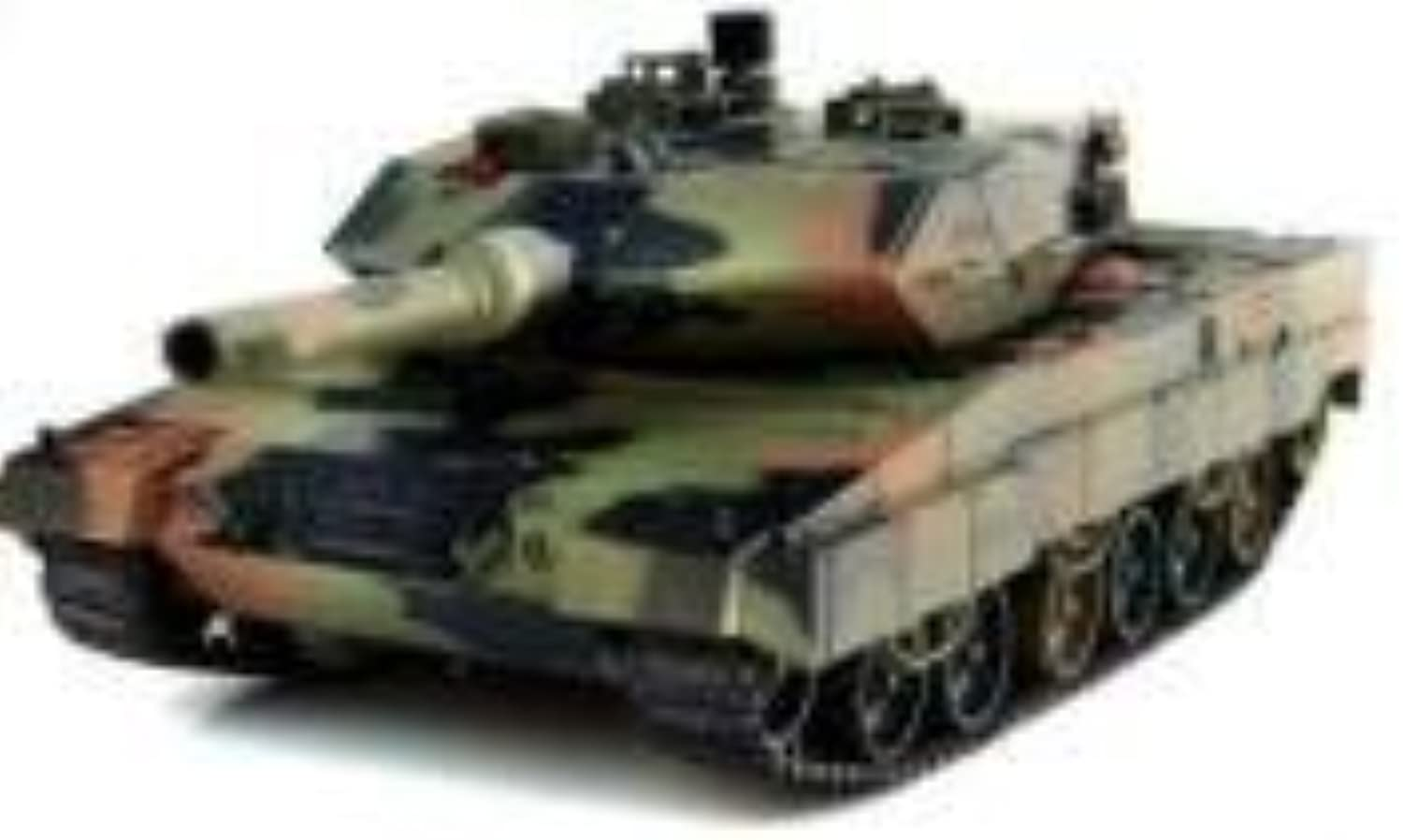 1 24 SCALE REMOTE CONTROL LEOPARD TANK by HengLong