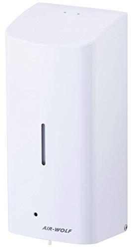 Seifenspender mit Sensor Serie Alpha weiß 0,8 l