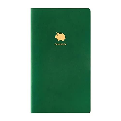 Funien Cuaderno pequeño,Cuaderno pequeño 48K Mini cuaderno de bolsillo Diario portátil con 96 fotos Papel grueso de alta calidad de 7,1 x 3,9 pulgadas 80Gsm para trabajo de oficina Uso en el hogar