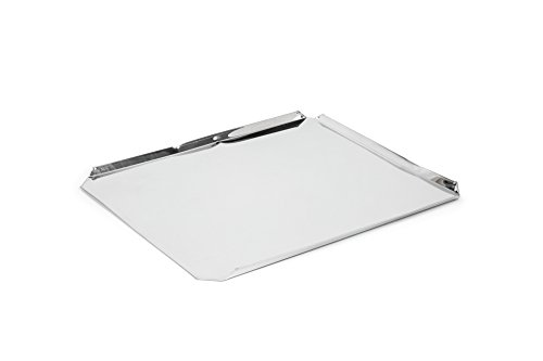 Fox Run Stainless Steel Cookie Sheet Baking Pan, 14' x 17', Silver
