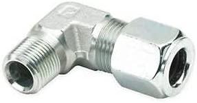 Many popular brands Elbow 90 316 SS Comp 8Inx1 4In 3 High quality