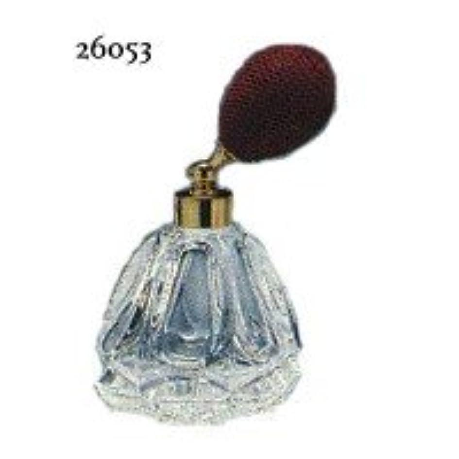 はちみつ今晩眠りドイツ製クリスタル香水瓶リードクリスタル 短