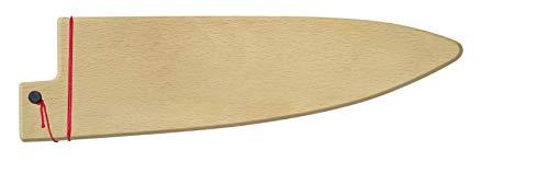 Shun Saya Universal Knife Sheath, One Size, Black