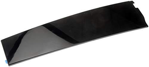 Dorman 926-247 Rear Driver Side Rearward Door Molding for Select Cadillac/Chevrolet/GMC Models, Black