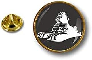 Spilla Pin pin's Spille spilletta Giacca Bandiera Badge Biker sfinge Giza Egitto