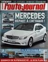 AUTO JOURNAL (L') N? 743 du 31-01-2008 mercedes repart a l'attaque - 700 euro de bonus ecologique -...