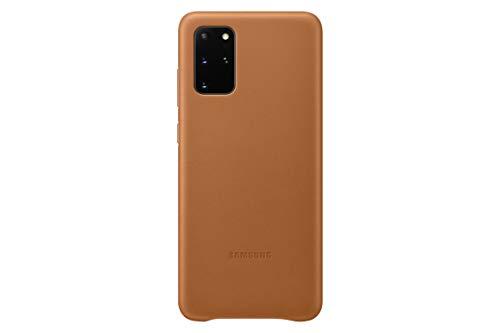 Samsung Leather Cover (EF-VG985) für Galaxy S20+ | S20+ 5G, Brown