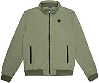 NORTH SAILS Sailor Men's Jacket in Stretch Nylon Regular Fit with Stand Collar and Zipped Pockets