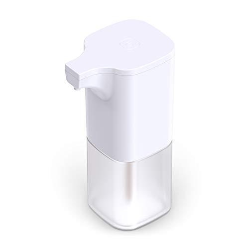 FFDL Dispenser di sapone Dispenser Sapone Liquido Automatico a induzione Senza contatto Bagno ABS Caffetteria Bianco