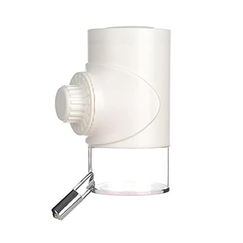 SHIN Fuente Para Gatos, Dispensador De Agua Automática Para Gatos, Bebedero Gatos Súper Silenciosa, 500ml/700ml -B/white / 500ML