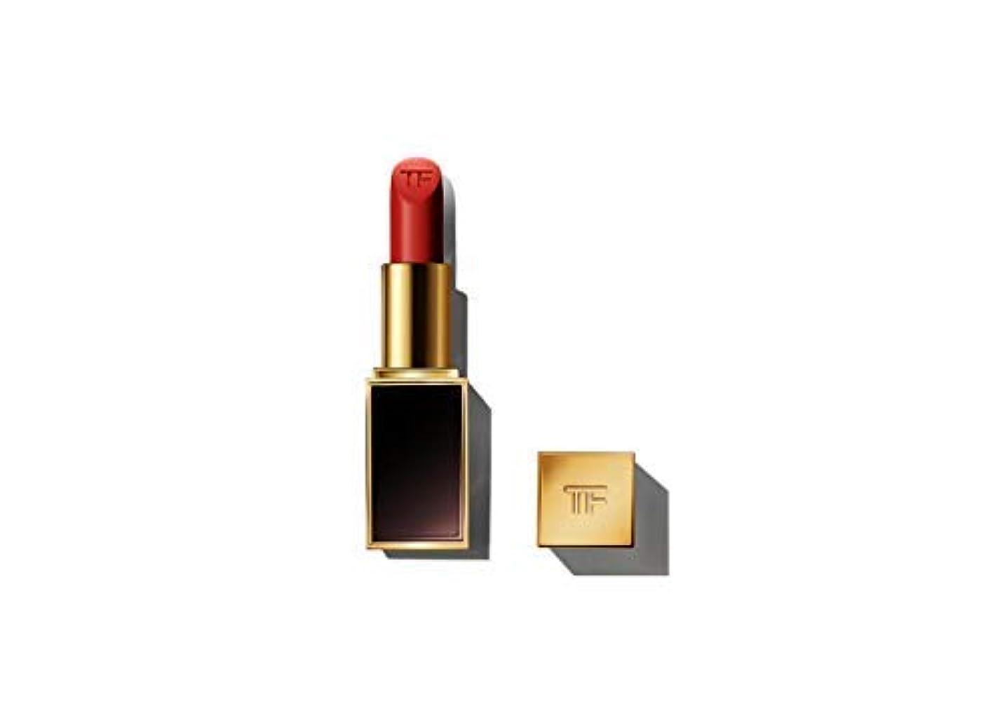 放棄された感覚きょうだいTom Ford Lipstick Lip Color Matte Made in Belgium 3 g - 07 Ruby Rush?/ トムフォードリップスティックリップカラーマットベルギー製3 g - 07ルビーラッシュ