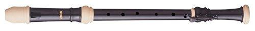 Aulos 700097 - Flauta dulce tenor en Do symphony mod. 511B sistema barocco, color marrón