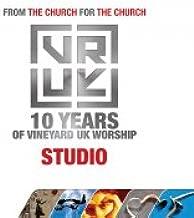 Vineyard Records UK - 10 Years Of Vineyard UK Worship - Studio - CD