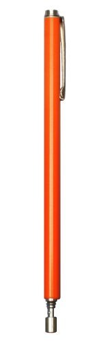Ullman dispositivos nº 15x o extrema bolsillo magnético PICK-UP herramienta, brillante naranja, 5–7/8A 25–9/16, ascensores 1–1/2lb por Ullman