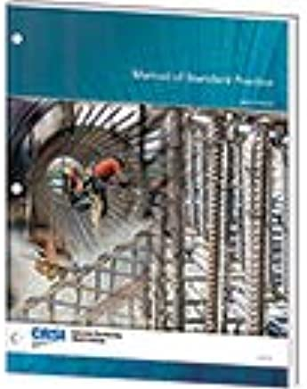 Manual Of Standard Practice 29th Edition ISBN 9781943961368