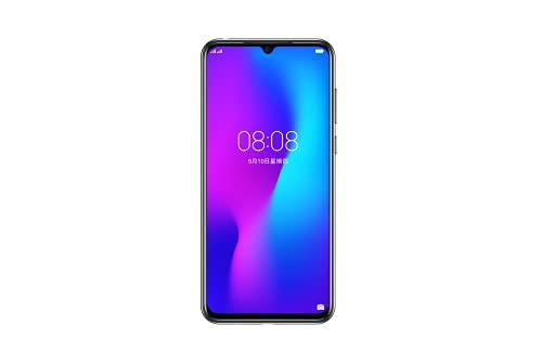 Doogee N20 - Teléfono móvil (4 GB de RAM + 128 GB de ROM, cámara frontal 16 MP + 8 MP + 8 MP, Android 10, Smartphone 4180 mAh, cielo nocturno, color azul