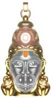lord hanuman locket in gold