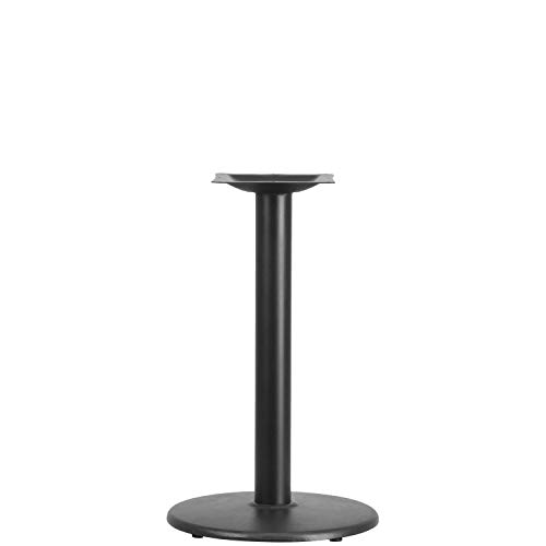 Flash Furniture 18'' Round Restaurant Table Base with ...