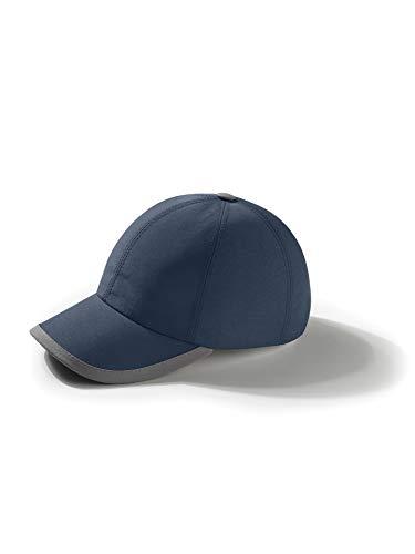 Walbusch Herren Baseballkappe UV Schutz einfarbig Marine 62