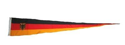 Langwimpel Deutschland Adler Fahne Flagge Wimpel NEU
