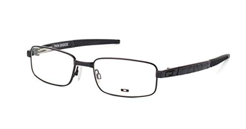 Oakley Twin Shock Eyeglasses [Polished Black Color/54mm]