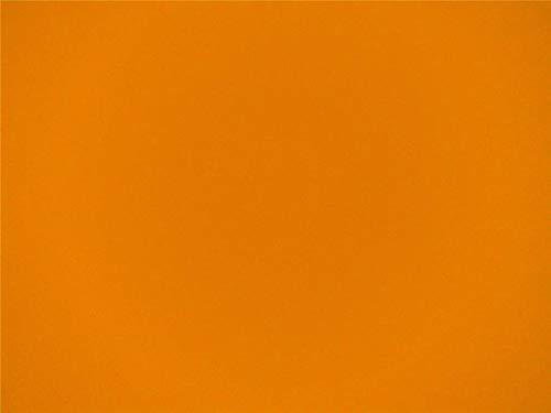 Scuba Crepe Stretch-Jersey-Strickstoff, 147,3 cm breit, Mango-Gelb