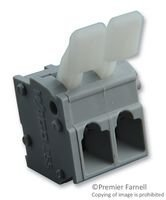 WAGO 255-402 333-000 SEAL limited product TERMINAL BLOCK PCB pie 28-12AWG 2POS 10 Max 65% OFF