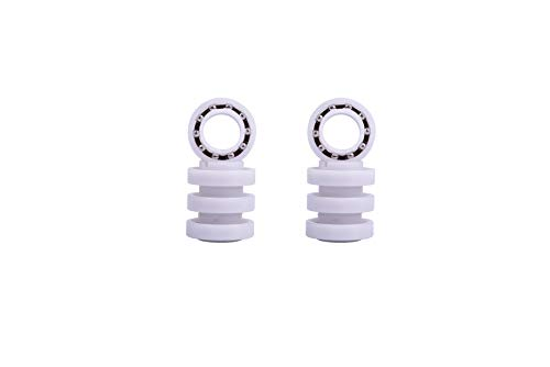 Best Buy! Amphitrite Wheel Bearings Replacement for Polaris 180/280 Pool Cleaner Part C-60 C60 (8)