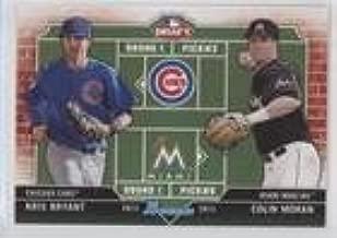 Kris Bryant; Colin Moran (Baseball Card) 2013 Bowman Draft Picks & Prospects - Dual Draftee #DD-BM