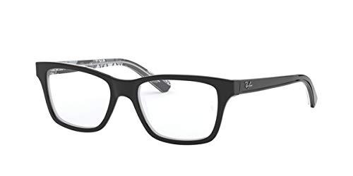 Ray-Ban 処方メガネフレーム US サイズ: 48 mm カラー: ブラック