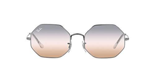 óculos de sol Ray Ban Octagonal mod rb1972 004/gc