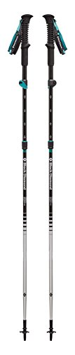 Black Diamond dames Women's Distance Flz Z-poles wandelstokken