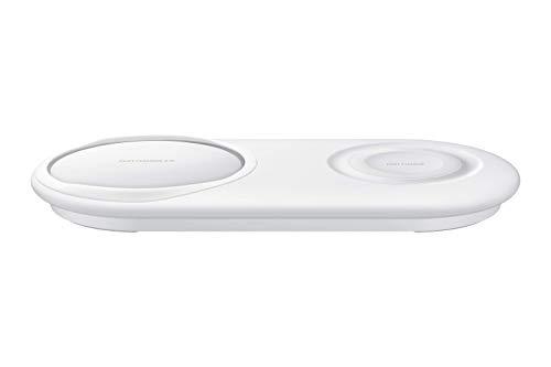 Samsung EP-P5200 Interior Blanco - Cargador (Interior, Corriente alterna, 10 V, 2,1 A, Cargador inalámbrico, 1,2 m)