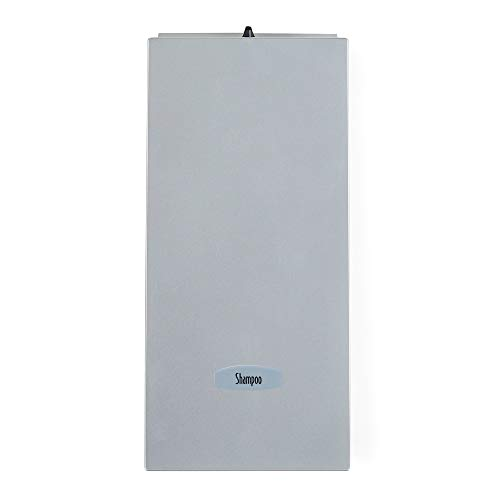 Better Living Products Wave Dispenser, One Chamber Shower Dispenser Satin Nickel