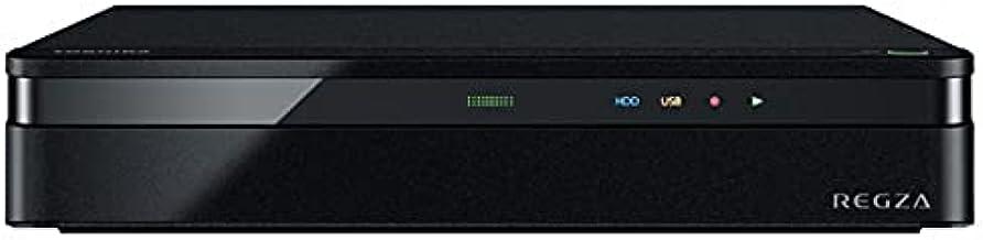 東芝 2TB HDD/2チューナー搭載 HDDレコーダー(+4チャンネルまるごと録画可能)TOSHIBA REGZA タイムシフトマシンハードディスクレコーダー D-M210