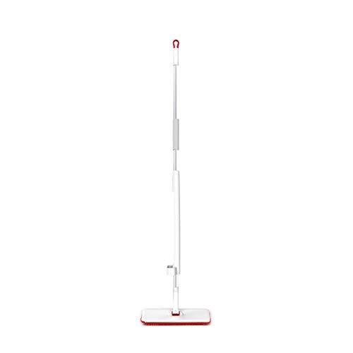 YIJIAHUI Fregona de piso de microfibra desechable fregona auto-exprimible agua autolimpiante ligero durable mojado seco piso fregona todos los tipos de piso