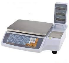 EISEN BALANZA BASCULA Peso Digital con Impresora DE Ticket Control Interno
