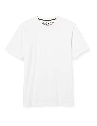 FM London Paquete de 5 camisetas Hombre con tecnología de protección de olores HyFresh , Small