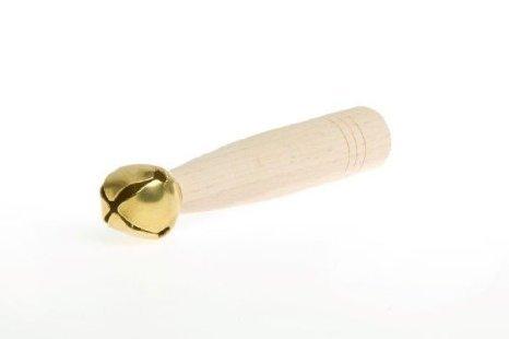 Glöckchen, 1 Stück Musikgarten Instrumente für Kindergarten Kinder