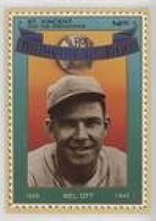 Mel Ott (Baseball Card) 1992 St. Vincent and the Grenadines Baseball Hall of Fame Heroes Stamp Cards - Box Set [Base] #7