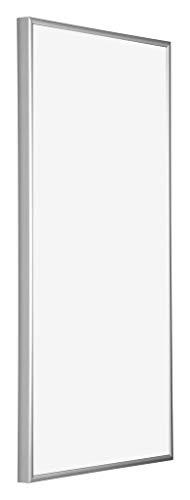 Kent Aluminium Fotolijst 45x80cm Zilver Hoogglans