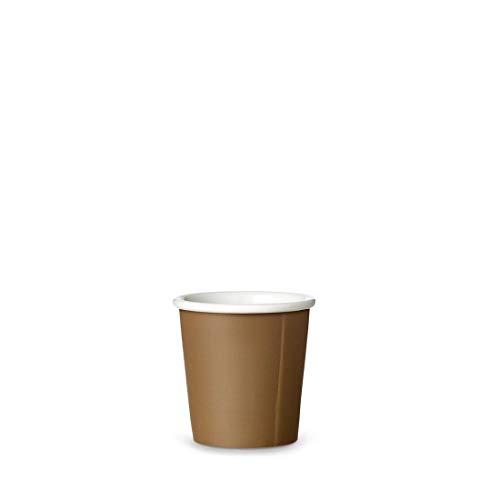 Viva Scandinavia - Tasse en Porcelaine Marron 0,80 ml