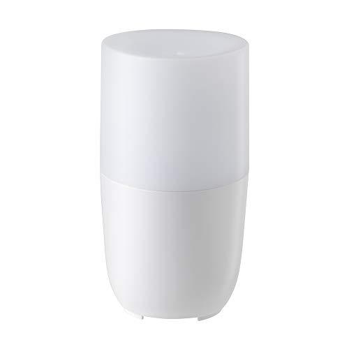 Ellia Soothe Ultrasonic Essential Oil Aromatherapy Aroma Diffuser, White