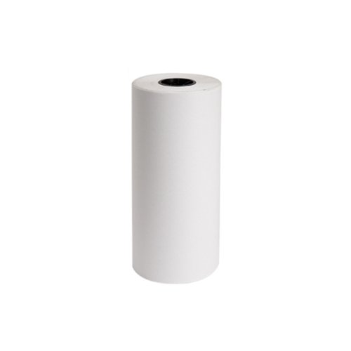 """Bagcraft Papercon 052604 Dry Waxed Patty Paper Roll, 400' Length x 4-9/16"""" Width, White (Case of 20)"""