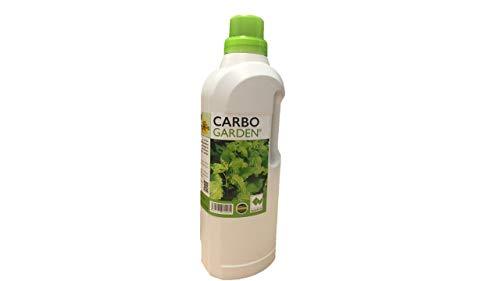 CARBOGARDEN Premium Urticol Brennnesselkonzentrat, geruchsarm, mit Pflanzenkohle veredelt, flüssig (1 Liter)