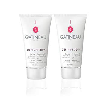 Gatineau DefiLIFT Firming Neck & Decollete Gel 50ml Duo