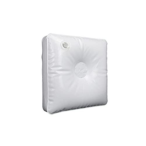 Regenschirmbasis Gewichtstasche Tragbarer PVC-Sonnenschirmständerhalter