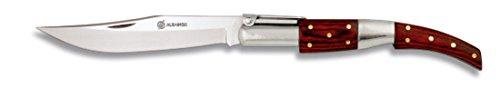 M. Albainox Couteau Arabe cliquet nº00 Bois. 7 cm