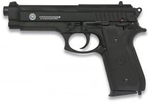 ALBAINOX 38275. Pistola de Airsoft Modelo Taurus PT92 BAX. Negra. Sistema de Muelle. Energia de 0,6 Julios