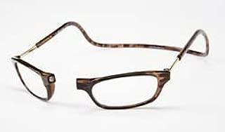 Clic Magnetic Reading Glasses Tortoise